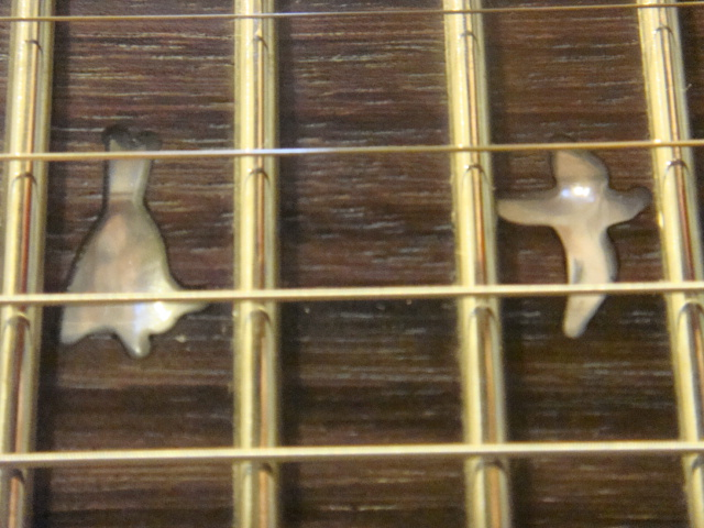 Bird Inlays